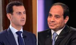 السيسي يسوّق رؤية روسيا للحل في سوريا