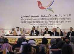 مؤتمر (أصدعاء) الشعب السوري