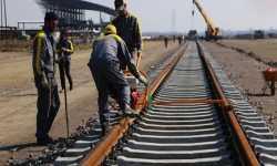 مروراً بالعراق ,, مشروع يربط إيران بسوريا عبر شبكة خطوط حديدية