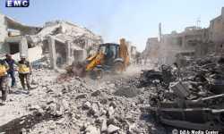 حصاد أخبار الأربعاء- روسيا تصعد قصفها على ريف إدلب بعد قمة موسكو، والثوار يحبطون محاولة تسلل للقوات الروسية في ريف حماة -(28-8-2019)