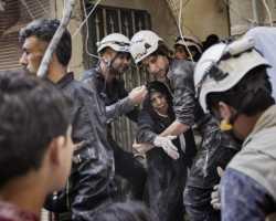 الشبكة السورية: مقتل 106 عناصر من الدفاع المدني السوري