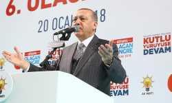 أردوغان يعلن بدء العملية العسكرية ضد الميلشيات الكردية في عفرين