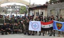 عن الاشتباك بين بشار الأسد ووحدات حماية الشعب الكردية