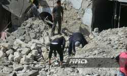 نشرة أخبار سوريا- النظام يرتكب مجزرة في معرة النعمان، والثوار يضيقون الخناق على الميلشيات الانفصالية في عفرين -(17-3-2018)