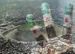 حلب والثورة السورية