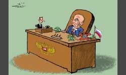 «شدة أذن» روسية للأسد