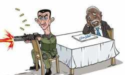 مندوب الأسد في الأمم المتحدة والإرهاب الحلال