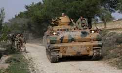 صحيفة تركية تكشف عن عدد القوات المشاركة في عملية تل رفعت