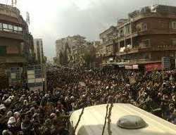 آنَ أوانُ الثورة يا دمشقُ
