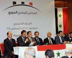 المجلس الوطني والحركة التصحيحية الجديدة