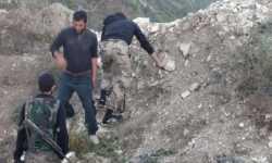 جبال اللاذقية ساحة للصراع متعدد الجنسيات