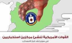 القوات الأمريكية تُنشئ مركزين استخباريين في سوريا بعد قرار الانسحاب