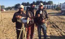 تلفزيون اللاجئين.. منبر سوري لتخليد المأساة
