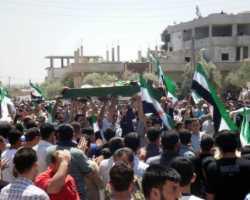 اقتحامات ومظاهرات وقطع طرق بسوريا