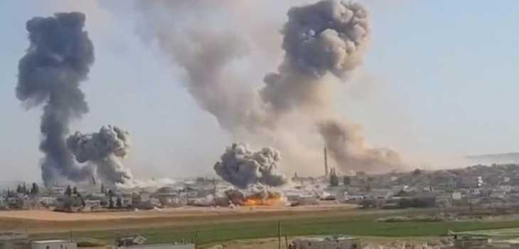 النظام يواصل خرق الهدنة في إدلب