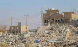 أحد عشر قتيلاً في مجزرة جديدة للتحالف شرقي دير الزور