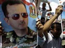 ترقية رئيس سوريا إلى مرتبة (فرعون)