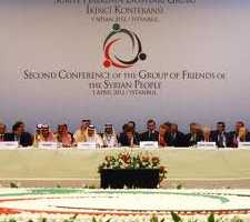 هموم سورية لم يبددها مؤتمر أصدقاء سوريا الثاني