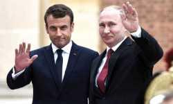 الملف السوري بين ماكرون وبوتين