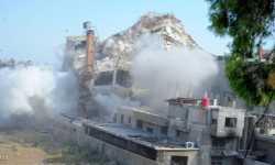 أخبار سوريا_ عدة فصائل عسكرية تنفي إرسال قوات إلى عين العرب لقتال تنظيم الدولة، وقوات الأسد تكثف قصفها على حي جوبر بدمشق_ (24/23-10- 2014)