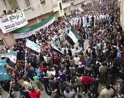 خمس خرافات حول الثورة السورية