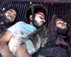 أخبار سوريا_ الساكت يحذِّر الثوار من مواد سامة قد تستخدمها قوات الأسد، ومقتل 12 جندياً من قوات النظام في معارك بحي جوبر_ (3-12- 2014)