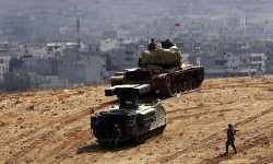 الميلشيات الانفصالية تستهدف دورية تركية شمال حلب، والجيش التركي يرد