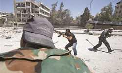 معلومات عن مرحلة انتقالية «لا تشمل الأسد» يعرضها الإبراهيمي