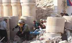 خلال 20 يوماً من القصف على إدلب: 15 مركزاً طبياً خارج الخدمة