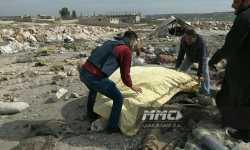 نشرة أخبار سوريا- غارات روسية تتعمد استهداف مخيم للنازحين بريف إدلب ، وغصن الزيتون تقترب من مناطق النظام شمال حلب -(20-3-2018)