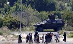 حرس الحدود التركي يمنح تسهيلات لعبور السوريين
