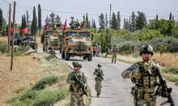 الجيش التركي يسيّر دورية ثانية في منبج (صور)