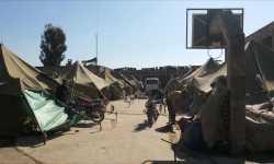 أوضاع مأساوية للنازحين داخليا بريف إدلب