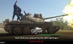 جيش العزة يدعو عناصره إلى عدم الرد على استفزازات النظام.. ما السبب؟