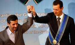 الطريق إلى طهران- كفاح النظام الإيراني لبقاء الأسد