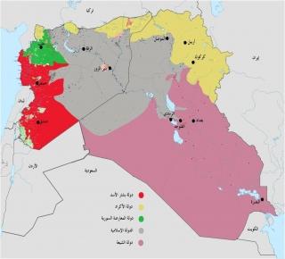 هل تُفضي الثورة السورية إلى التقسيم؟