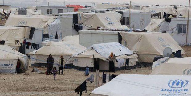 قتلى وجرحى في انفجار مفخخة بمخيم الركبان على الحدود الأردنية
