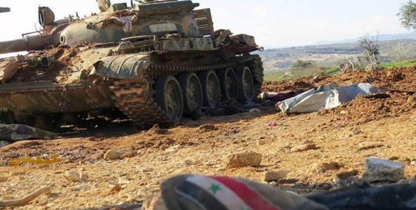 نشرة أخبار سوريا- تدمير عدة آليات عسكرية للنظام في حلب، وقتل وجرح 25 عنصراً من قوات الأسد في منطقة المرج بالغوطة الشرقية -(10/11_12_2015)