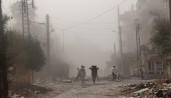 أكثر من 30 مدنياً ضحايا مجزرة للطيران الروسي بدير الزور