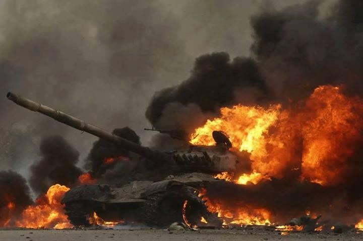 ميلشيات النظام تتكبد خسائر في عمق البادية السورية