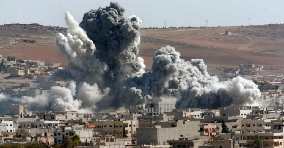 قتلى وجرحى في قصف على درعا البلد، والطيران الحربي يستهدف ريف حماة بعشرات الغارات