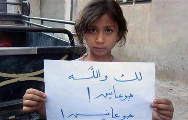 الأمم المتحدة تحذّر من مجاعة في سوريا