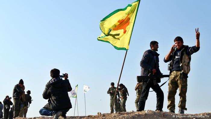 أمريكا تطمئن تركيا بخصوص قرار تزويد أكراد سوريا بالسلاح