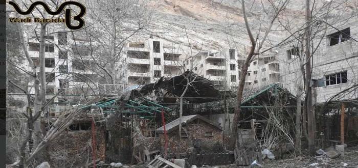قوات النظام تفشل في التقدم بوادي بردى وتتكبد خسائر كبيرة