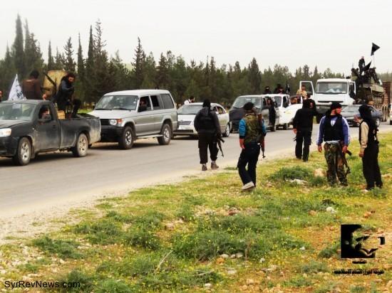 نشرة أخبار سوريا- حملة على خلايا داعش بريف إدلب وتدمير رتل للنظام بريف دمشق، والتداول بالليرة التركية في حلب مطلع الشهر القادم- (13_7_2015)