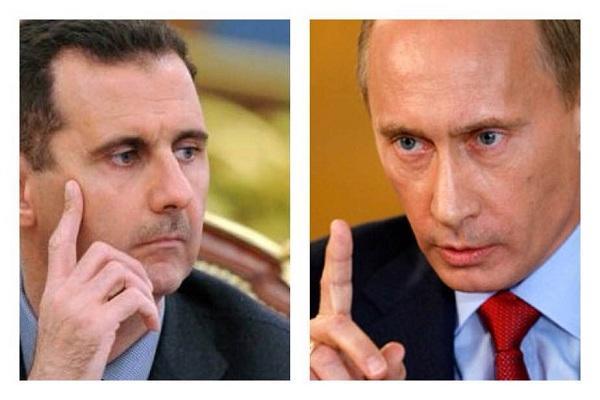 هل يذهب بوتين إلى حد التخلص من بشار الأسد؟