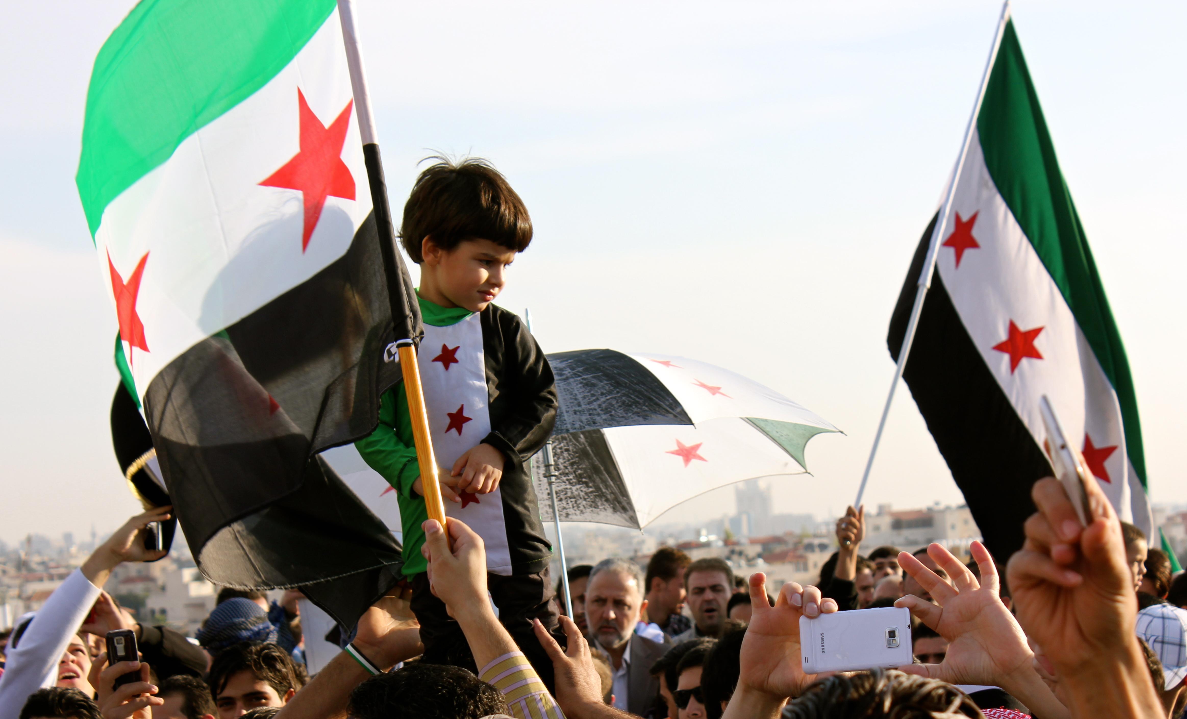 هل انتهت الثورة السورية؟