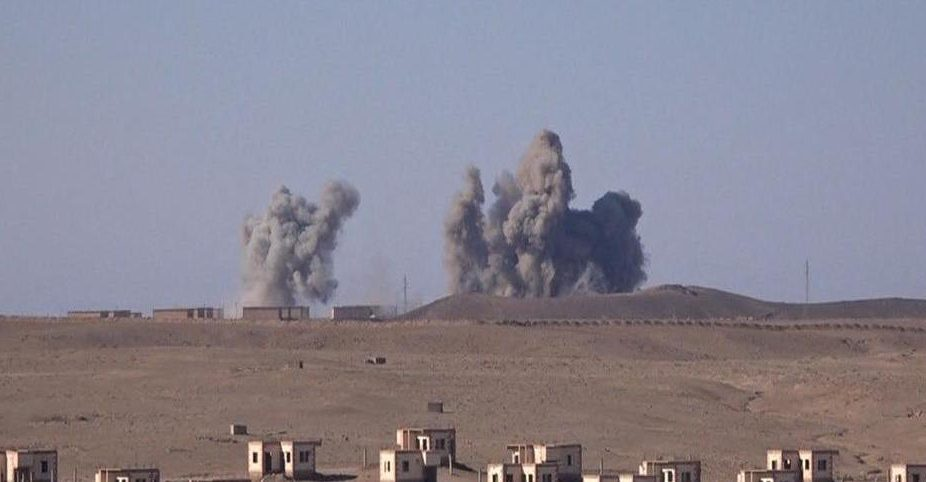 15 قتيلاً ضحايا مجزرة مروعة في بلدة عياش بريف دير الزور الغربي