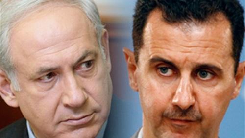 نتنياهو يعلن تحالفه مع الأسد