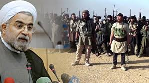 علاقة إيران وداعش